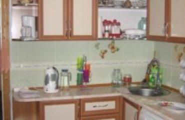 дизайн угловая кухня